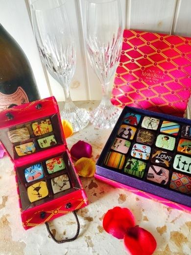マリベル 100ピースのレッドBOXは最高のバレンタインの贈り物だ!_f0215324_13005648.jpeg