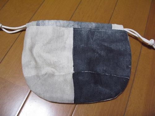しじみ巾着 量産中 その2_f0129726_19205938.jpg