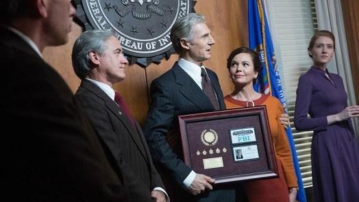 ザ・シークレットマン Mark Felt:The Man Who Brought Down The White House_e0040938_12362744.jpg