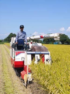 七城米大好評発売中!長尾農園さんは平成30年度の米作りをスタートしました!天地返しの様子(2018前編)_a0254656_17455363.jpg