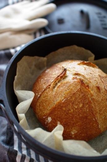キシノウエン産小麦でカンパーニュ_c0110869_16343888.jpg
