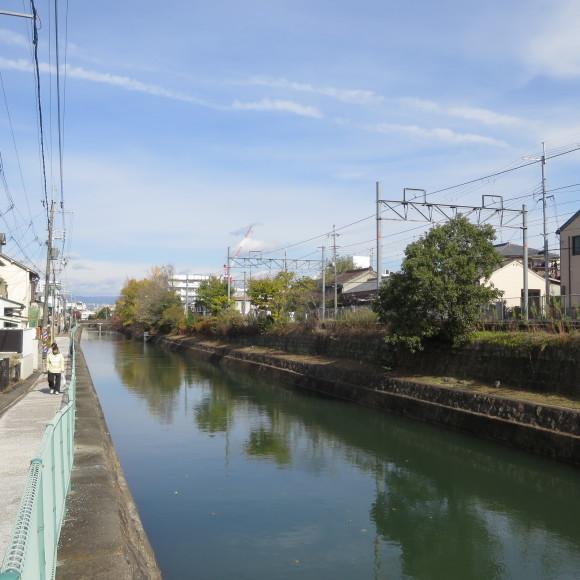 疏水沿いをただただ歩いたという記事なので大して面白くありません 京都市_c0001670_20405628.jpg