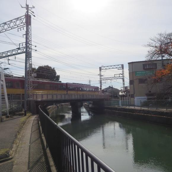 疏水沿いをただただ歩いたという記事なので大して面白くありません 京都市_c0001670_20450930.jpg