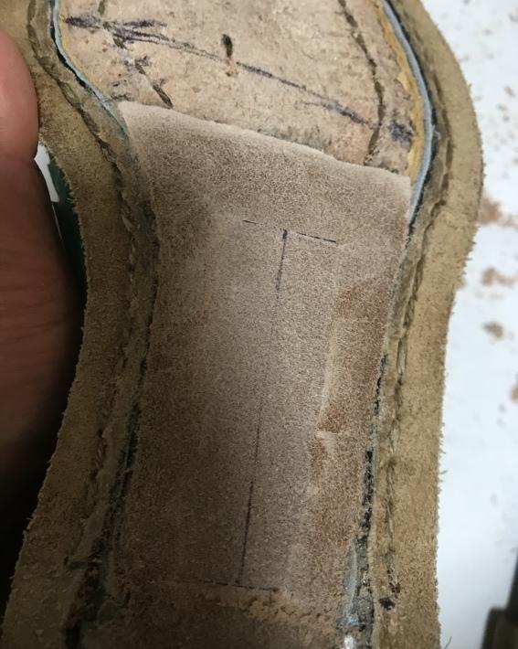 靴を作る 21_e0197577_10013027.jpeg