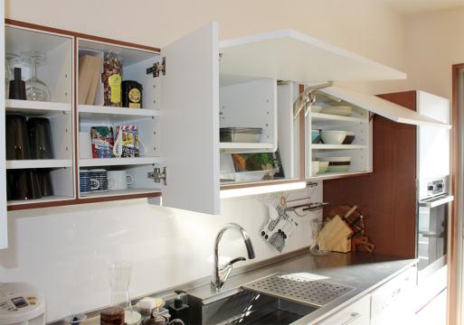 主婦の動線を大切にしたオーダーキッチンです。_a0155290_12584564.jpg