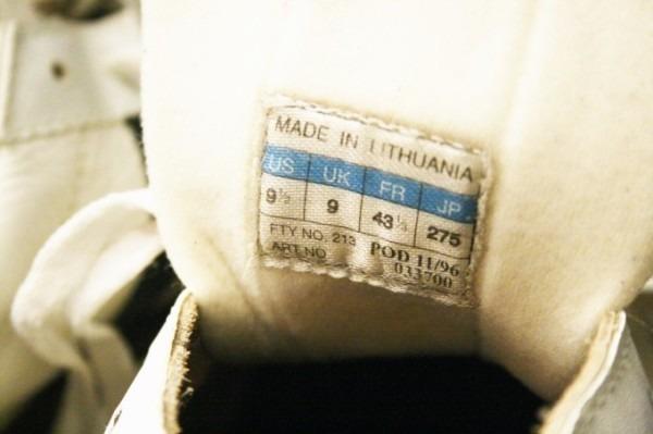 寒ぃーよ!!家から出るのつらいよ!!男はつらいよ!! 入荷adidas 70~80s vintage スニーカー_f0180307_01134485.jpg