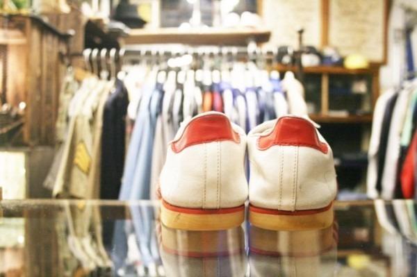 寒ぃーよ!!家から出るのつらいよ!!男はつらいよ!! 入荷adidas 70~80s vintage スニーカー_f0180307_01171729.jpg