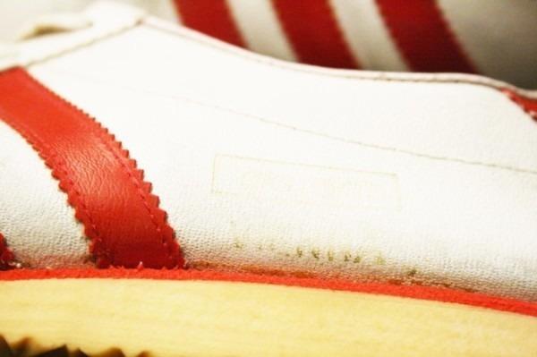 寒ぃーよ!!家から出るのつらいよ!!男はつらいよ!! 入荷adidas 70~80s vintage スニーカー_f0180307_01171801.jpg