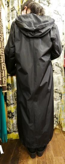 Hood nylon coat_f0144612_09525677.jpg