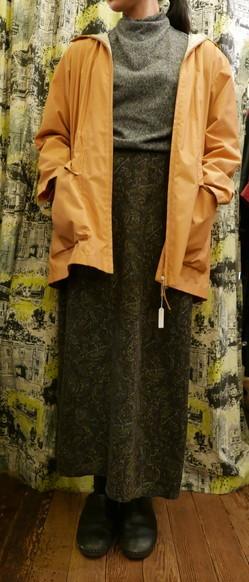Hood nylon coat_f0144612_09530615.jpg