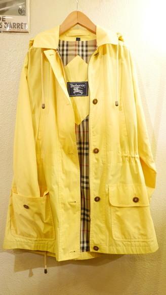 Hood nylon coat_f0144612_09531560.jpg