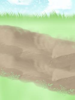 土の小道(岡)_f0354314_19511716.jpg