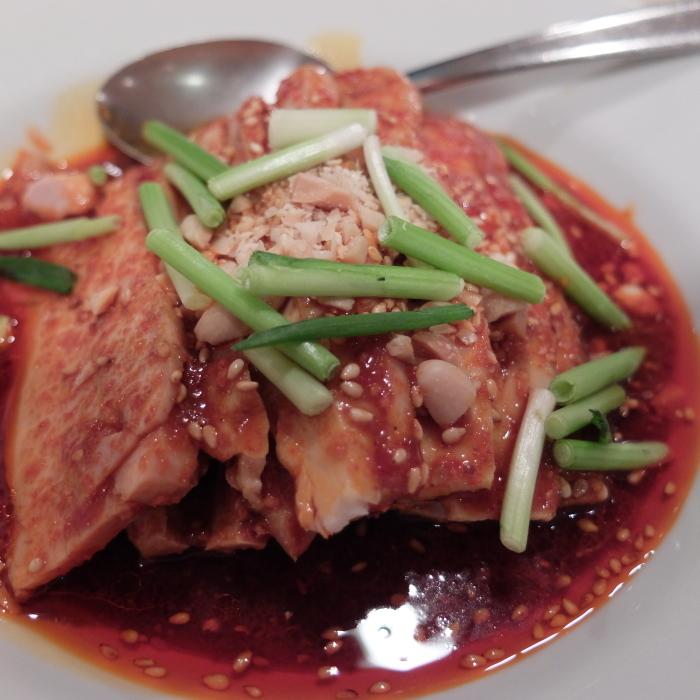 最初で最後の新宴会 四川料理テンフファン_f0050534_17391648.jpg