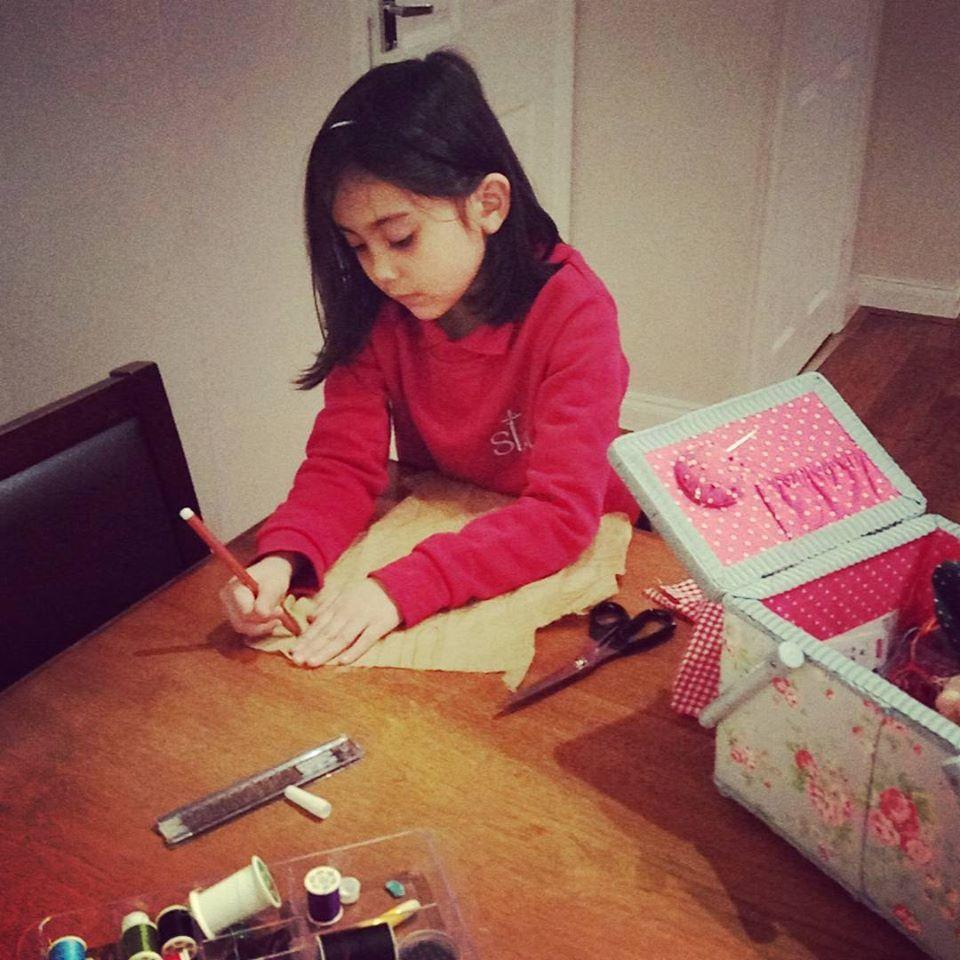 手作り人形!_b0167736_05253435.jpg