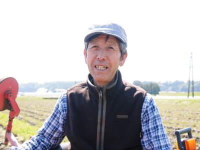 七城米大好評発売中!長尾農園さんは平成30年度の米作りをスタートしました!天地返しの様子(2018後編)_a0254656_17054672.jpg