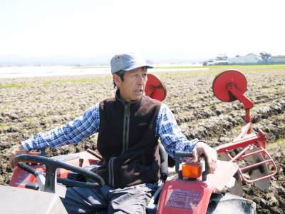 七城米大好評発売中!長尾農園さんは平成30年度の米作りをスタートしました!天地返しの様子(2018後編)_a0254656_17115878.jpg