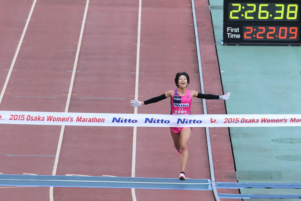 今日は家で観戦かなぁ? 第37回 大阪国際女子マラソン_c0272958_23541901.jpg