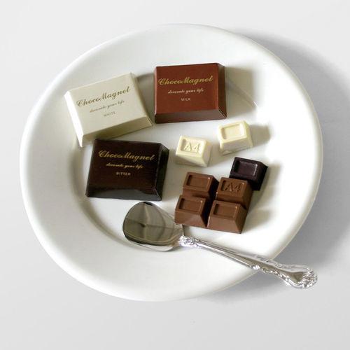 チョコレートマグネットが登場。_c0335087_11372040.jpg
