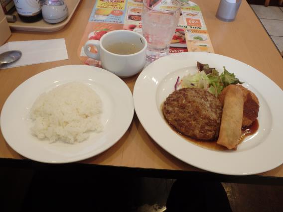 Cafeレストラン ガスト      芦屋店_c0118393_11393665.jpg