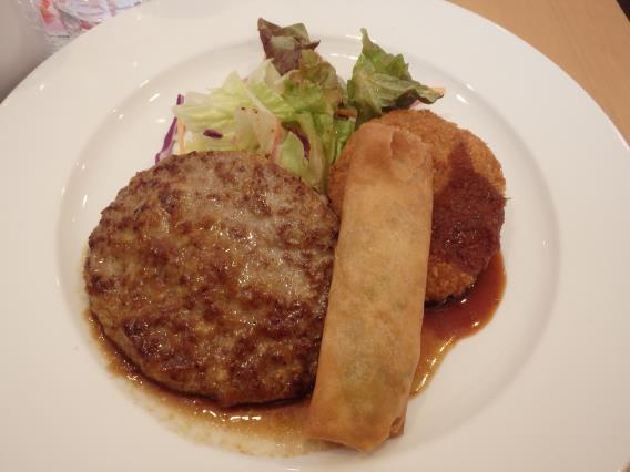 Cafeレストラン ガスト      芦屋店_c0118393_11411098.jpg