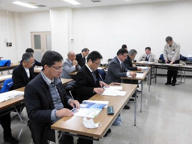 下水汚泥のさらなるエネルギー化率向上に向け検討を進める富士市西部浄化センター_f0141310_23054911.jpg