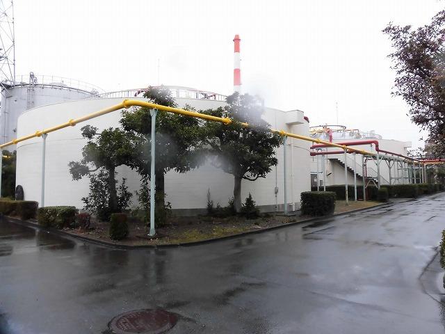 下水汚泥のさらなるエネルギー化率向上に向け検討を進める富士市西部浄化センター_f0141310_23064971.jpg