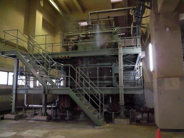 下水汚泥のさらなるエネルギー化率向上に向け検討を進める富士市西部浄化センター_f0141310_23071684.jpg