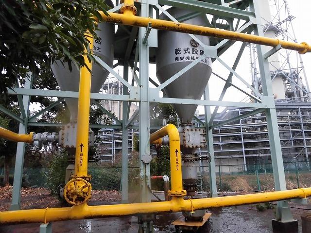 下水汚泥のさらなるエネルギー化率向上に向け検討を進める富士市西部浄化センター_f0141310_23075955.jpg