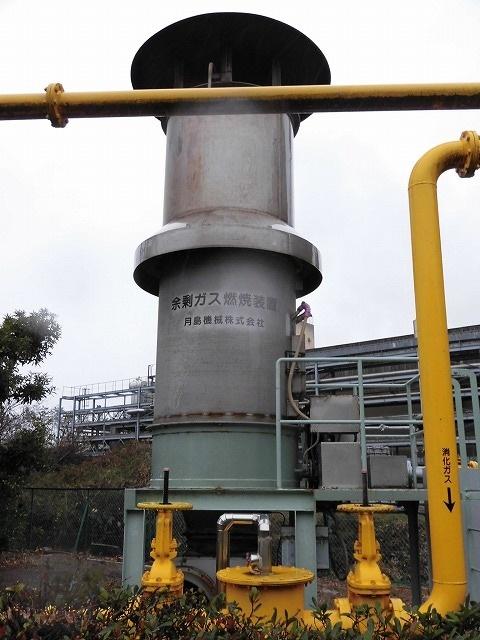 下水汚泥のさらなるエネルギー化率向上に向け検討を進める富士市西部浄化センター_f0141310_23081632.jpg