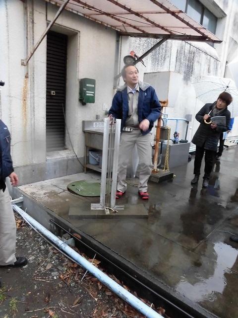 下水汚泥のさらなるエネルギー化率向上に向け検討を進める富士市西部浄化センター_f0141310_23082656.jpg
