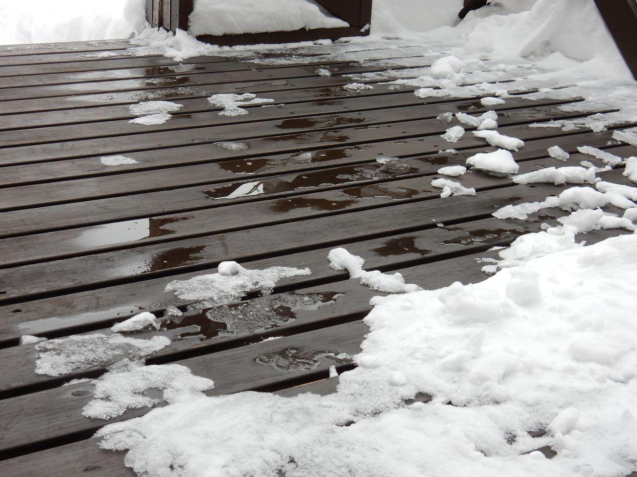 真冬日でもとける雪_c0025115_21022588.jpg