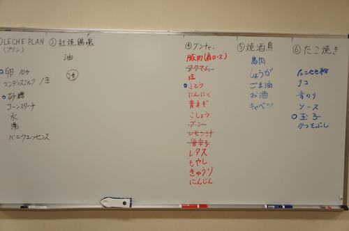 日曜朝教室 お料理_e0175020_1835545.jpg