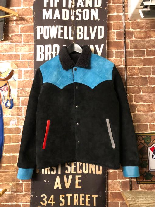 saddle man jacket one off limited _a0208155_07552936.jpg