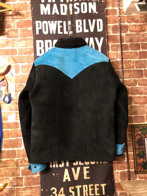 saddle man jacket one off limited _a0208155_07553506.jpg