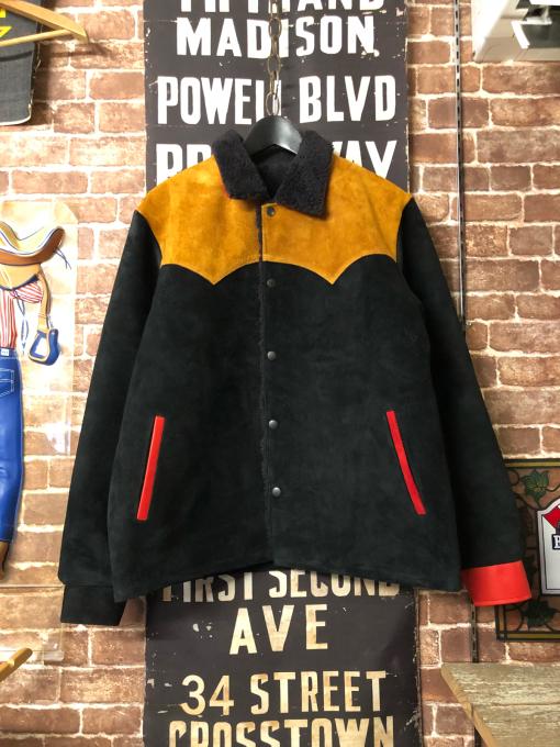 saddle man jacket one off limited _a0208155_07563451.jpg
