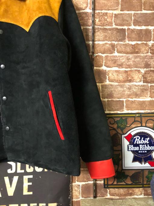 saddle man jacket one off limited _a0208155_07563620.jpg