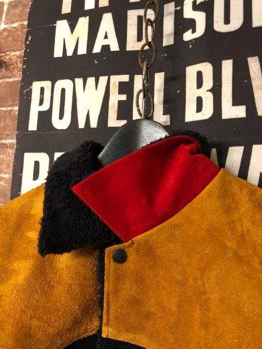 saddle man jacket one off limited _a0208155_07563910.jpg