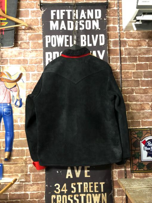 saddle man jacket one off limited _a0208155_07564091.jpg