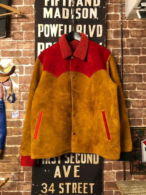 saddle man jacket one off limited _a0208155_07572123.jpg