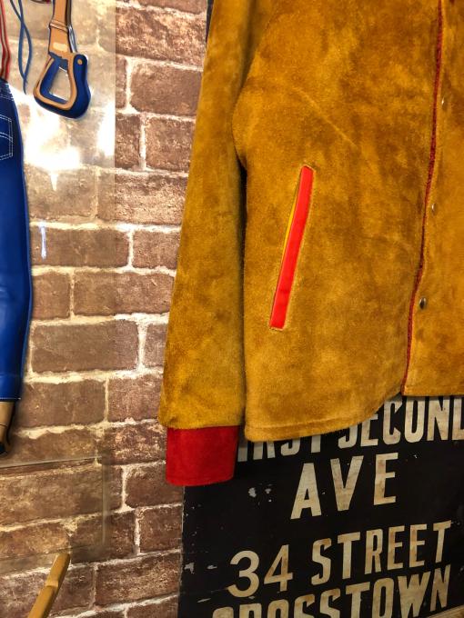 saddle man jacket one off limited _a0208155_07572329.jpg