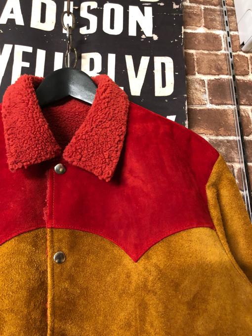 saddle man jacket one off limited _a0208155_07572626.jpg