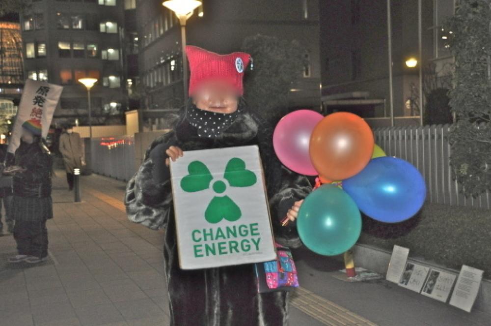 290回目四電本社前再稼働反対 抗議レポ 1月26日(金)高松 【 伊方原発を止めた。私たちは止まらない。7 】四電はいつまで、原発にすがりついているのでしょうか?_b0242956_20091872.jpg