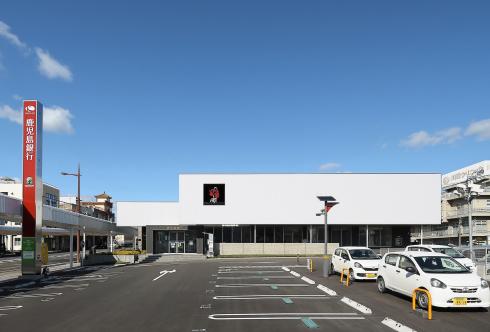 鹿児島銀行川内支店新築工事の全工程が完了いたしました!_d0174072_18583990.jpg