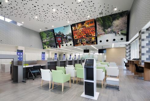 鹿児島銀行川内支店新築工事の全工程が完了いたしました!_d0174072_19040270.jpg