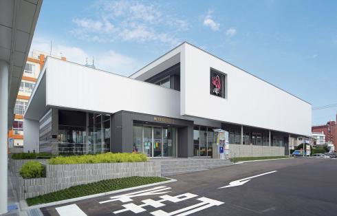 鹿児島銀行川内支店新築工事の全工程が完了いたしました!_d0174072_19072670.jpg