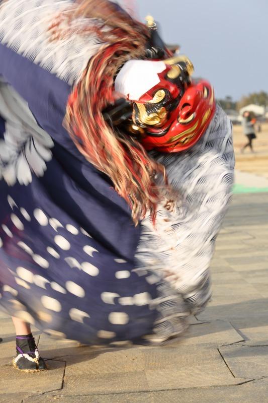 奈良 大立山まつり 曽爾の獅子舞_c0196076_08485714.jpg