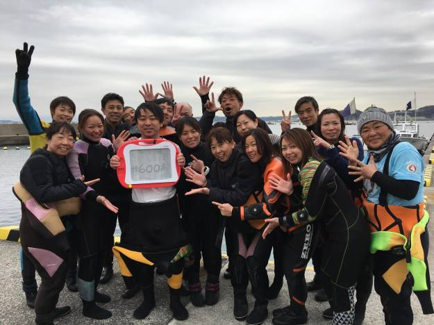 1月28日 沖縄ダイビングセンターツアー2日目_f0151886_17294746.jpg