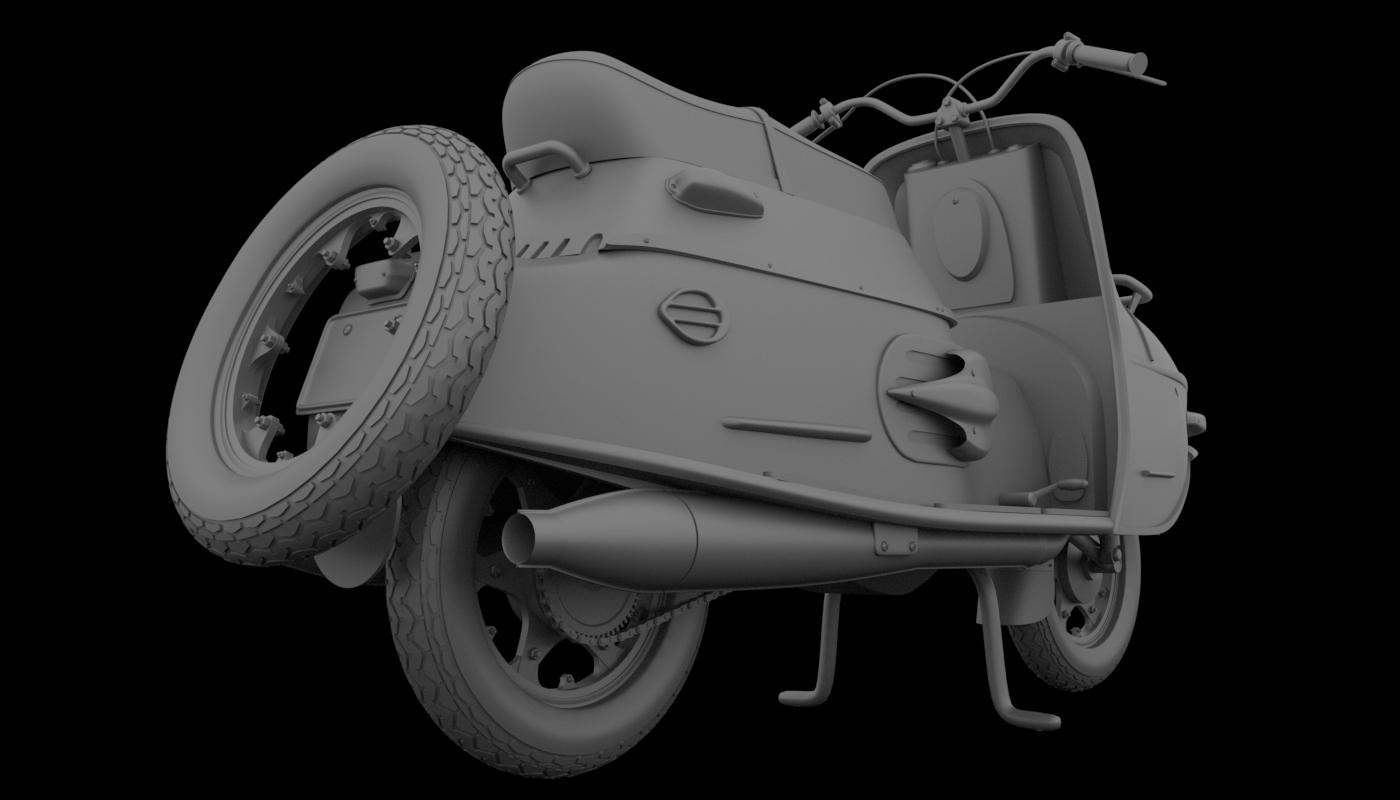 ミニバイク用タイヤIMMブラシ作成手順と ZBrush IMMブラシ公開_d0064997_11592455.jpeg