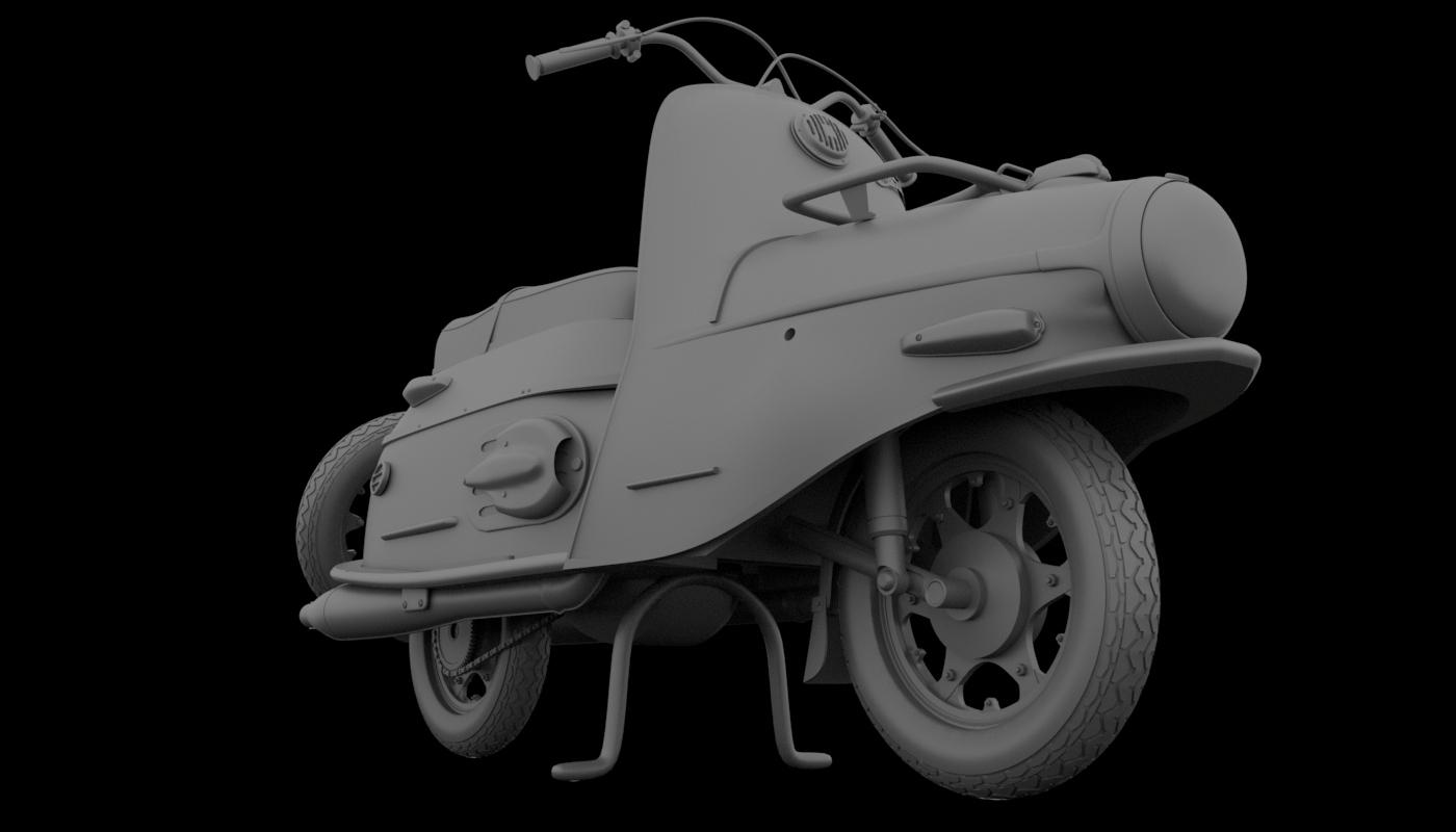ミニバイク用タイヤIMMブラシ作成手順と ZBrush IMMブラシ公開_d0064997_11592476.jpeg
