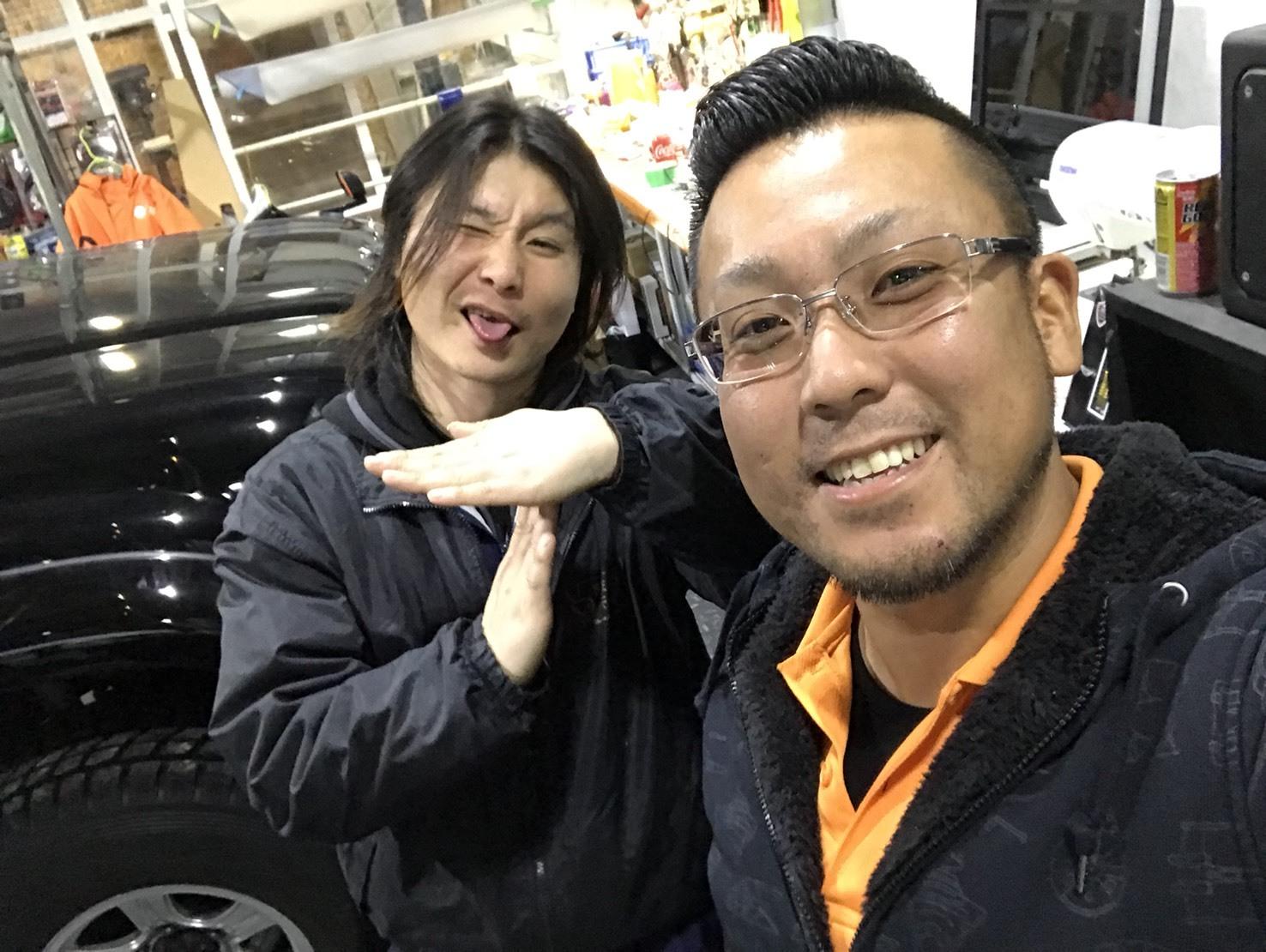 1月29日(月)トミーベース カスタムブログ☆新型ヴェルファイア LS460ご成約☆A様BMW納車☆_b0127002_10485151.jpg